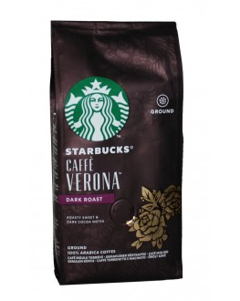 Кава STARBUCKS Caffe Verona мелена 200 г (7613036932097)