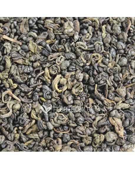 Зеленый Порох зеленый классический чай Світ чаю