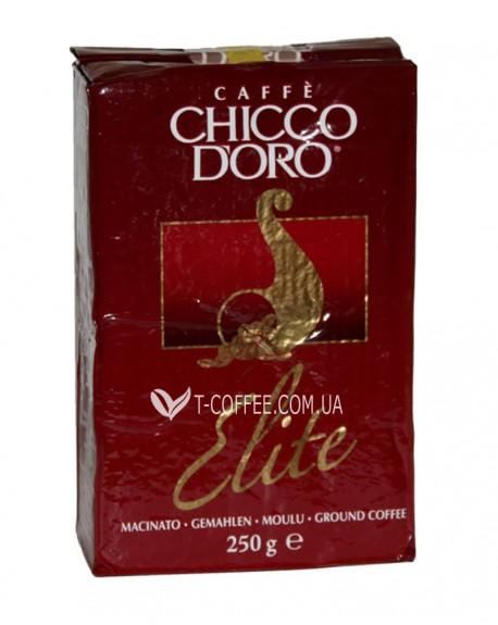 Кофе Chicco d'Oro Elite молотый 250 г (7610899125000)