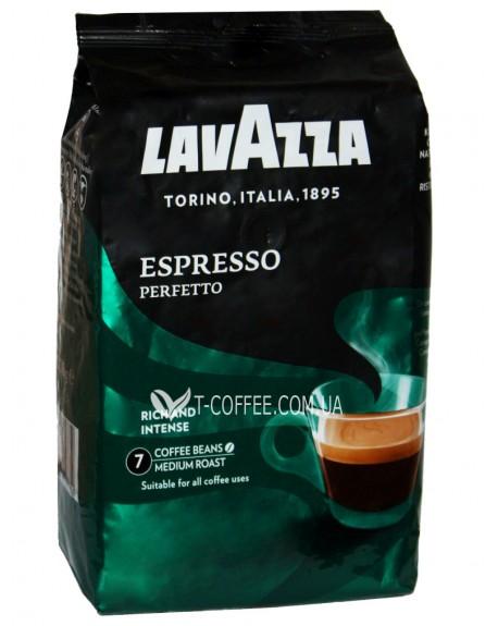 Кофе Lavazza Espresso Perfetto зерновой 1 кг (8000070027350)