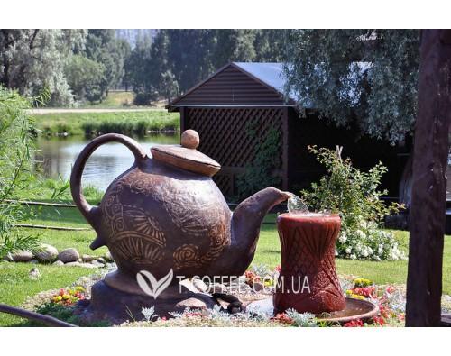 Необычные чайные памятники