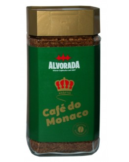 Кава ALVORADA Cafe do Monaco Kraftig розчинна 200 г скл. б. (9002517300728)
