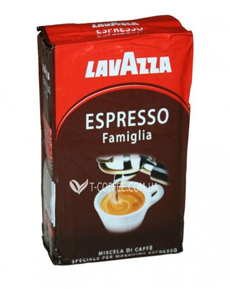 Кофе Lavazza Espresso Familia молотый 250 г