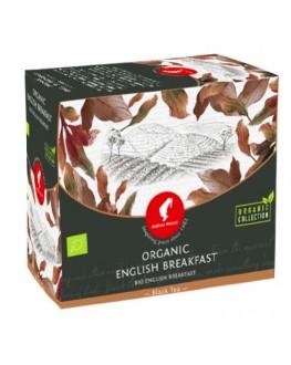 Чай JULIUS MEINL Bio Idalgashinna Breakfast Blend Цейлонський Сніданок 20 x 4 г (9000403822989)