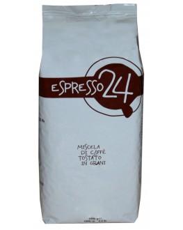 Кава GIMOKA Espresso 24 зернова 1 кг (8003012000640)