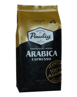 Кава PAULIG Arabica Espresso зернова 1 кг (6411300171057)