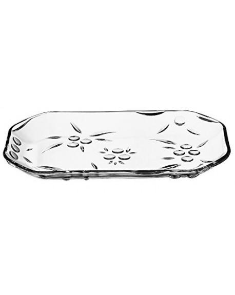 Блюдо Pasabahce Perla 54238 стеклянное 300 х 180 мм (8693357091023)