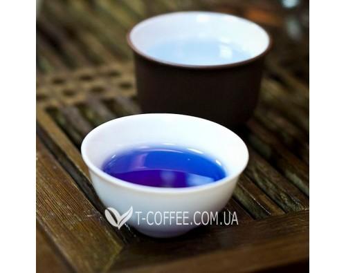 Синий чай – красота Востока