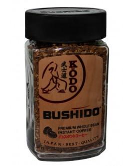 Кава BUSHIDO Kodo цільнозернова розчинна 95 г скл. б. (5060367340176)