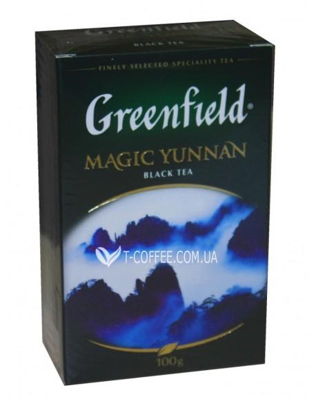 Чай Greenfield Magic Yunnan Юннань 100 г к/п (4823096800257)