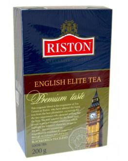 Чай RISTON English Elite Элитный Английский 200 г к/п (4792156000398)