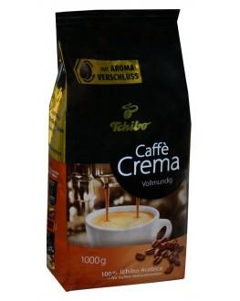 Кава TCHIBO Caffe Crema Vollmundig зернова 1 кг (4046234158939)