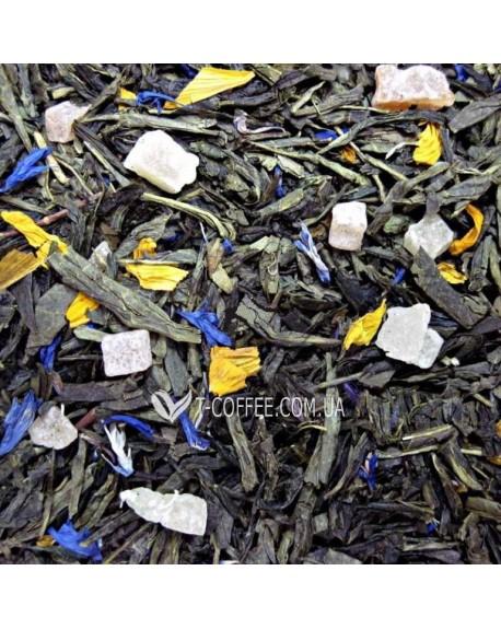 Зеленый с Фейхоа зеленый ароматизированный чай Чайна Країна