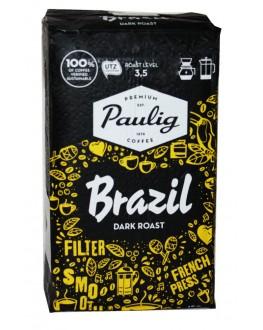 Кава PAULIG Brazil Dark Roast мелена 450 г (6411300166954)