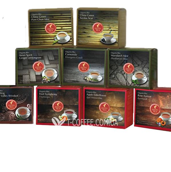 Органический чай Julius Meinl
