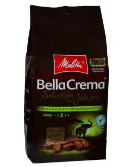 Кофе MELITTA Bella Crema Selection Des Jahres 2019 зерновой 1 кг (4002720008096)
