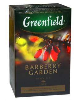 Чай GREENFIELD Barberry Garden Барбарис 100 г к/п (4823096802305)