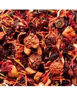 Фруктове Тріо фруктовий чай Країна Чаювання 100 г ф/п
