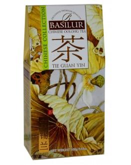 Чай BASILUR Tie Guan Yin Те Гуан Інь - Китайська 100 г к/п (4792252936829)