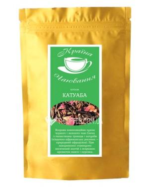 Катуаба купаж черного и зеленого чая Країна Чаювання 100 г ф/п