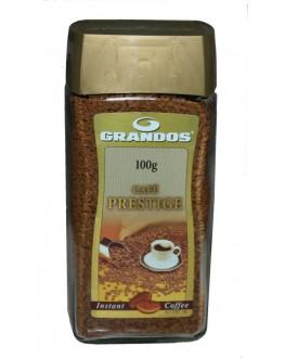 Кофе GRANDOS Cafe Prestige растворимый 100 г ст. б. (4009041101550)
