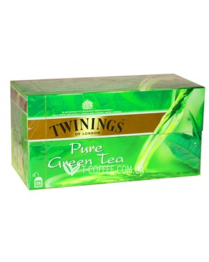 Чай TWININGS Pure White Tea Белый 25 х 1,5 г (070177230234)