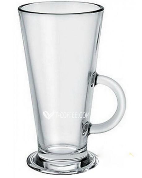Чашка Borgonovo Conic Milk стеклянная 290 мл