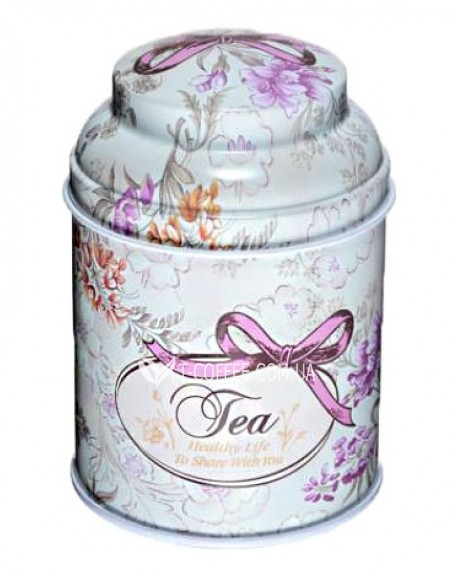 Банка Tea Белая жестяная 80 г