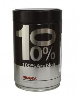Кава GIMOKA 100% Arabica мелена 250 г ж/б (8003012000565)