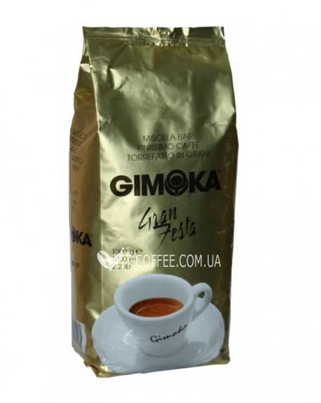 Кофе GIMOKA Gran Festa зерновой 3 кг