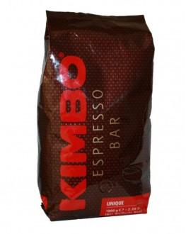 Кава KIMBO Espresso Bar Unique зернова 1 кг (8002200140090)