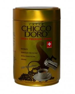 Кава CHICCO D'ORO Tradition зернова 250 г ж/б (7610899122405)
