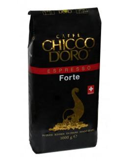 Кава CHICCO D'ORO Espresso Forte зернова 1 кг (7610899551014)