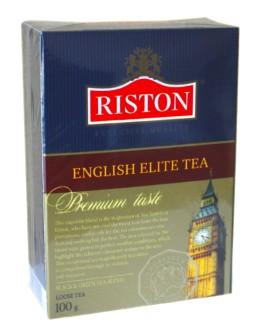 Чай RISTON English Elite Элитный Английский 100 г к/п (4792156000404)