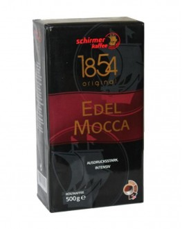 Кофе SCHIRMER Edel Mocca молотый 500 г (4007611010110)