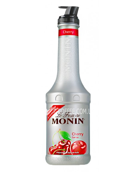Фруктовое пюре Monin Cherry Вишня 1 л