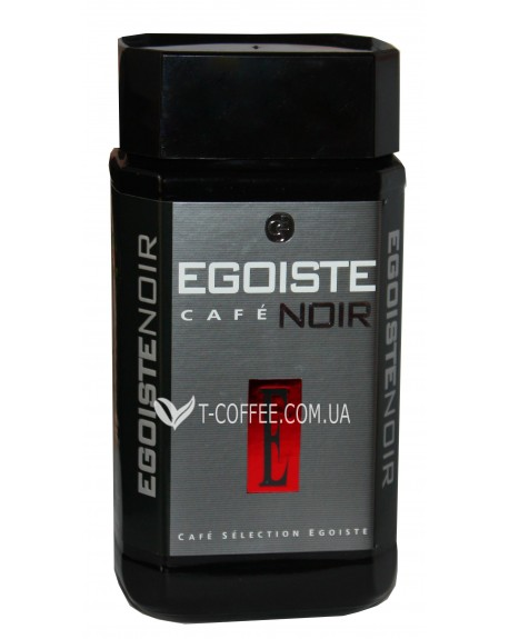 Кофе Egoiste Noir растворимый 100 г ст.б. (4009041102243)
