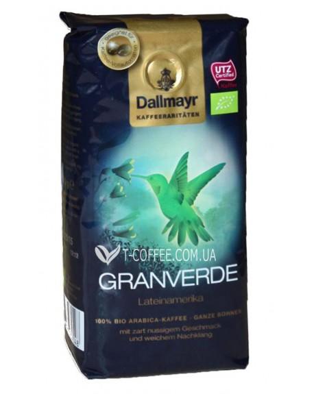 Кофе Dallmayr GRANVERDE зерновой 250 г (4008167234548)