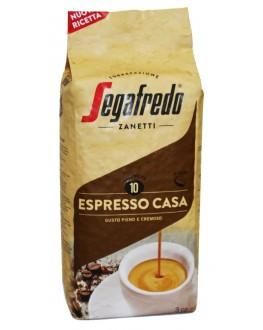Кофе SEGAFREDO Espresso Casa зерновой 1 кг (8003410212690)