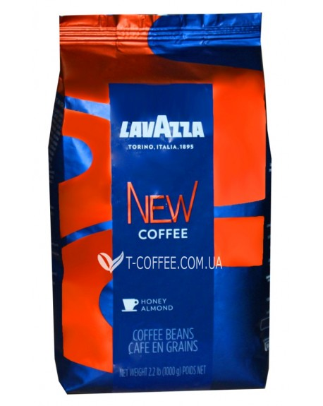 Кофе Lavazza New Coffee зерновой 1 кг (2000000130118)