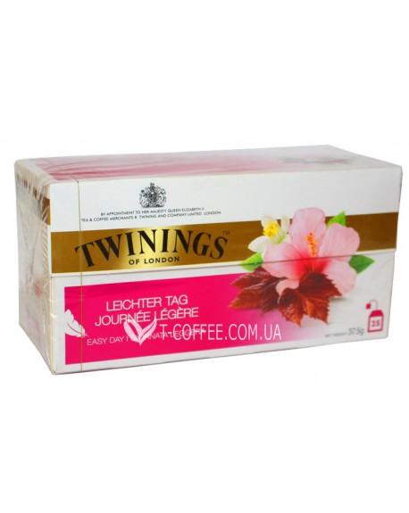 Чай TWININGS Journee Legero Фруктовый 25 х 2 г (070177273415)