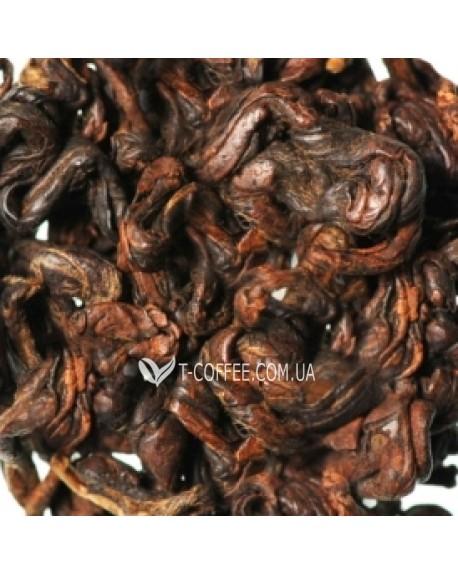 Красная Улитка черный классический чай Країна Чаювання 100 г ф/п