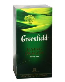 Чай GREENFIELD Flying Dragon Дракон 25 х 2 г (4823096801100)