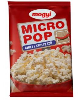 Кукуруза в зернах MOGYI Micropop Chili для приготовления попкорна 100 г (5997347541912)