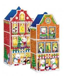 Новорічний подарунок ROSHEN №10 Казкові Будиночки 2022 570 г (4823077635182)