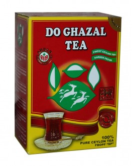 Чай AKBAR Do Ghazal Pure Ceylon Tea 500 г к/п (5014176007522)