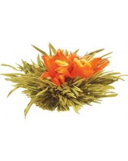 Квітуча Лілія зелений в'язаний чай Чайна Країна