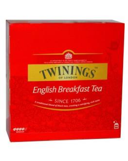 Чай TWININGS English Breakfast Англійський Сніданок 100 х 2 г (070177090340)