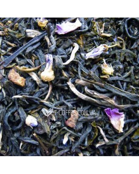 Фейерверк зеленый ароматизированный чай Чайна Країна