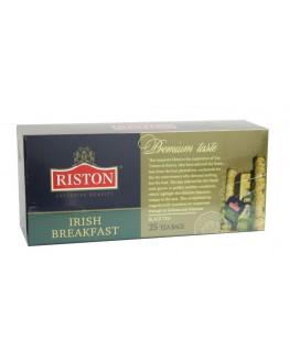 Чай RISTON Irish Breakfast Ирландский Завтрак 25 х 1,5 г (4792156006369)